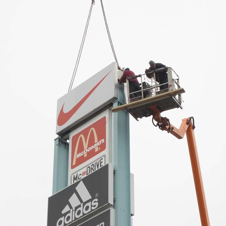 Werbung Harpstedt